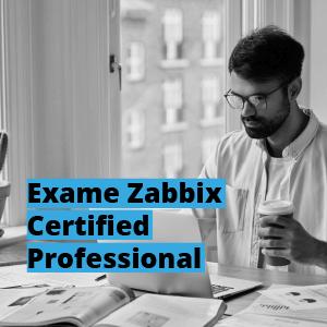 Exame Zabbix Certified Professional