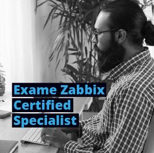 Exame Zabbix Certified Specialist
