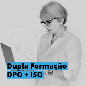 Dupla formação DPO + ISO